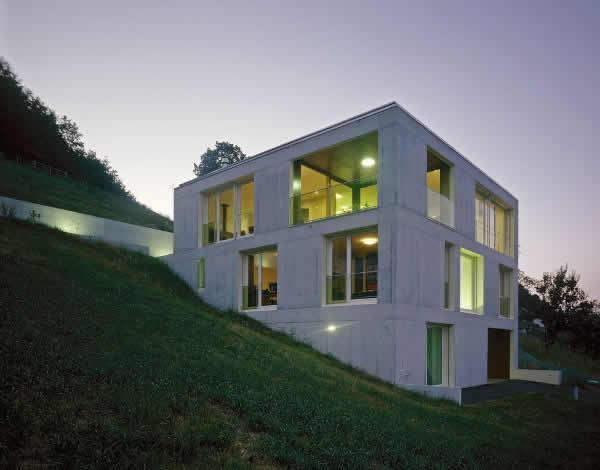 Moderne Kuce Ekstremna Arhitektura